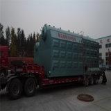 Промышленным боилер горячей воды Двойн-Барабанчика Szl29-1.25MPa горизонтальным ый углем