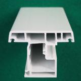 Material de construção plástico do perfil do PVC