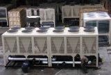 Tipo de refrigeração refrigerador do parafuso do projeto 2017 ar industrial novo de água com compressor do parafuso