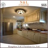 N & L gabinete de cozinha chinês da madeira contínua da mobília