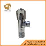 Válvula de ángulo del baño de la alta calidad con la maneta