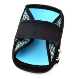 Outdoor Cycling Colorful Wrist Pouch Phone Arm Bag