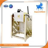 25kw 유도 가열 로 20-25kg 금 녹는 기계