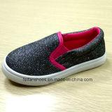 Sallingの熱い子供の宝石の網の学校は蹄鉄を打つ注入の靴(FF921-6)に