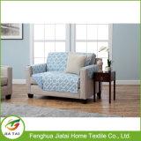 Slipcover antiderrapante do protetor da mobília do sofá de Loveseat da cadeira dos animais de estimação