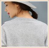 Strickjacke 100% Kaschmir-der strickenden Muster-Frauen