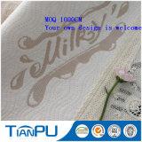 Tela Jacquard de malha com fibra de leite e de alta qualidade OEM