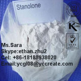 Très efficace, Pharmaceutical Grade Raw Powder Stanolone CAS 521-18-6 for Muscle Enhancement