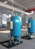 Sistema de abastecimento de água para o edifício de alta elevação