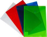 Mode et sac droit de fichier de bouton de cadeaux pratiques d'exposition