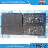 중국 단계를 위한 최고 가격 HD P4 실내 임대료 발광 다이오드 표시