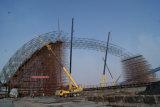 Конструкция сарая угля стальной структуры