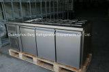 Heiße tür-Vorbereitungs-Tisch-Kühlraum des Verkaufs-3 Glasmit Cer