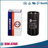Capacitor começar do motor CD60, capacitor do refrigerador, capacitor do condicionador de ar