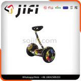 Le $$etAPP contrôlent le scooter électrique avec 3 types traitement