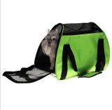 Portador del animal doméstico, grande, suave cara, aprobado por la aerolínea para el perro o el gato