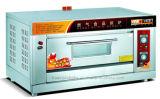 レストランのための1つのデッキ2の皿が付いている経済的なガスのデッキのオーブンを使用して(WDL-Y-1)