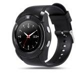 지능적인 시계 V-8 지능적인 소맷동 시계를 감시하는 무선 활동 보수계 또는 잠