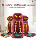 Kussen van de Massage van Shiatsu het Infrarode Recliner Verwarmde