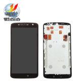 Motorola Droid Maxx 2 Xt1565 LCDの表示画面+タッチ画面計数化装置+フレームのための携帯電話LCD