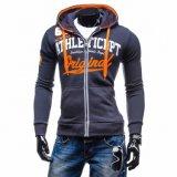 Оптовый изготовленный на заказ хлопок Hoody пуловера (A211)