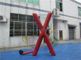 Подгонянная раздувная модель, модель формы x для рекламировать