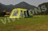 Tenda gonfiabile gonfiabile di quattro stagioni della tenda di campeggio con il sacchetto di Duffle compatto