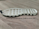 2にカラーOutsoleを作るための回転式靴底機械