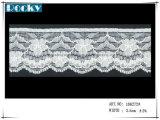Cordón del Spandex del ajuste del cordón de los accesorios de la ropa para el sujetador