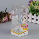 Caixa de embalagem de dobramento plástica do PVC da impressão feita sob encomenda (pacote do presente)