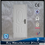 Конструкция двери 6 панелей Fangda американская классицистическая металлическая стальная