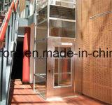 Домашний лифт с разбивочным отверстием