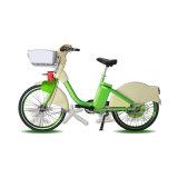 Le pouvoir Bicyclette-Électrique public a aidé le vélo public