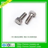 Schraube des Edelstahl-M10*45 für Gebäude