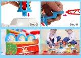 l'aquila 1432223-Children cattura l'insieme del giocattolo del gioco di pollo