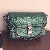 Il colore della caramella del serpente delle borse delle signore di prezzi di fabbrica del sacchetto di spalla della borsa di Crossbody insacca Sy7766