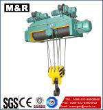 Venta caliente polipasto eléctrico de cables metálicos precio moderado