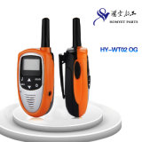 China Kids Two Way Radio com amplos intervalos para a família (HY-WT02 OG)
