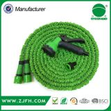 2016 New Product Stretch Plastic Garden Rubber Water Hose