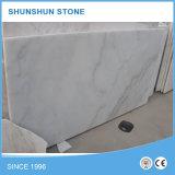 壁およびフロアーリングのためのGuangxiの白い大理石の平板