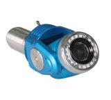 Robot d'appareil-photo d'inspection de carter et de conduit d'égout d'inclinaison (TVS-150)