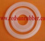 Gaxeta moldada da borracha de silicone do alimento Grade/FDA