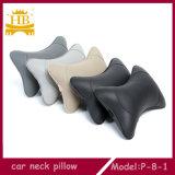 Almohadilla del cuello del coche de la PU de la alta calidad para el cuello