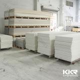Superfície contínua pura de Kingkonree 100% para a bancada da cozinha