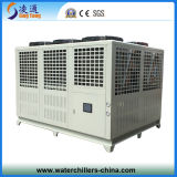 Refrigeratore della vite raffreddato aria industriale
