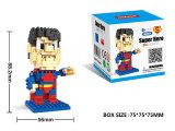 知的なブロックDIYのおもちゃ(H9537072)