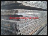 Matériau du fer Grille en acier galvanisé à chaud