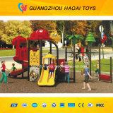 La alta calidad atraída embroma el patio al aire libre para el parque de atracciones (A-00802)