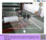 Strato rigido di vendita caldo del PVC della plastica con la pellicola protettiva