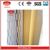 O engranzamento de fio de alumínio torna ôco para fora o corrimão da escada da segurança (Jh153)